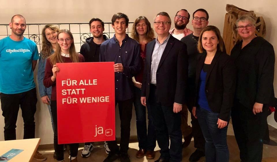 SP nomination 2019 willisau